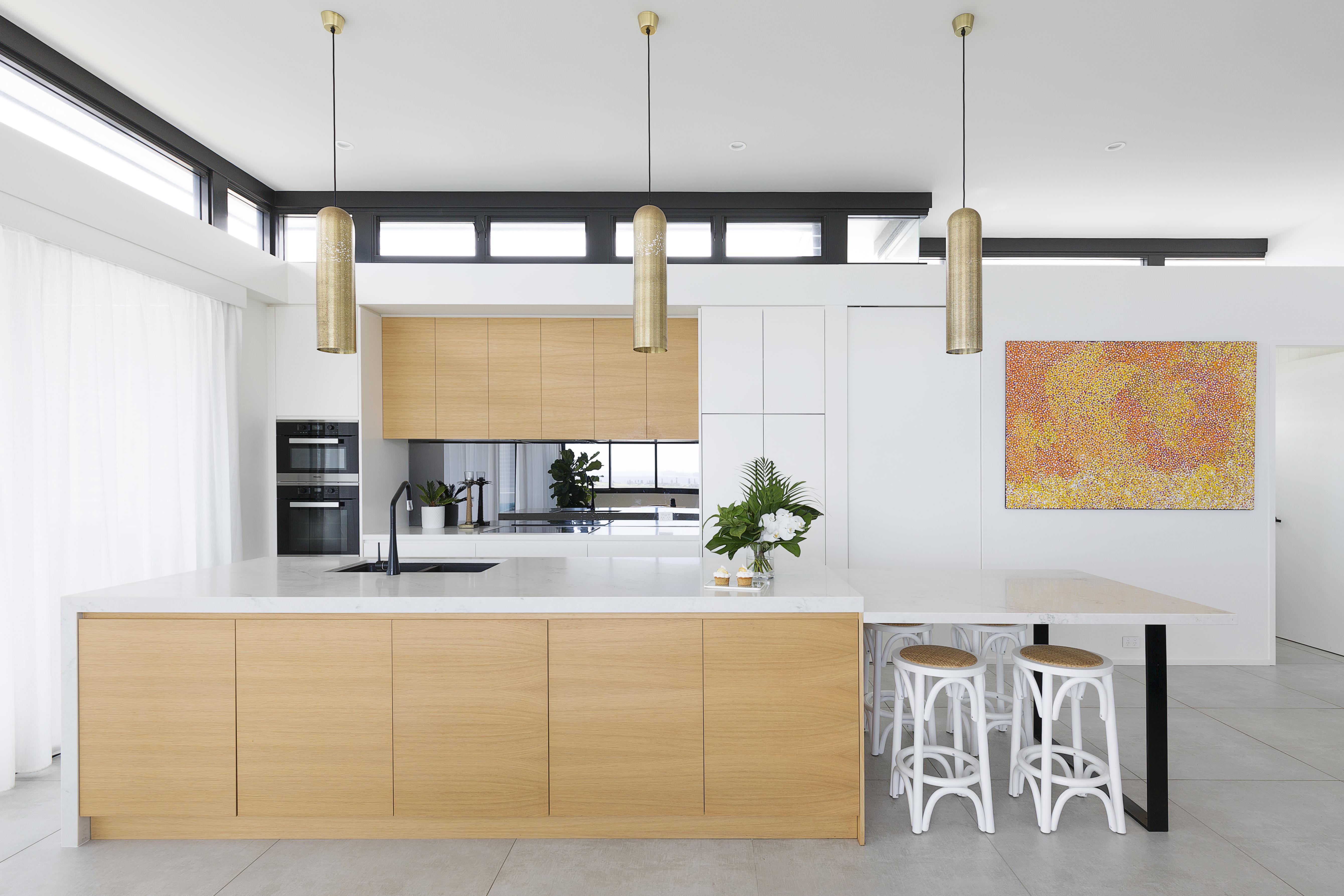 Northern Beaches interior design Kitchens - Nimmo Nielsen
