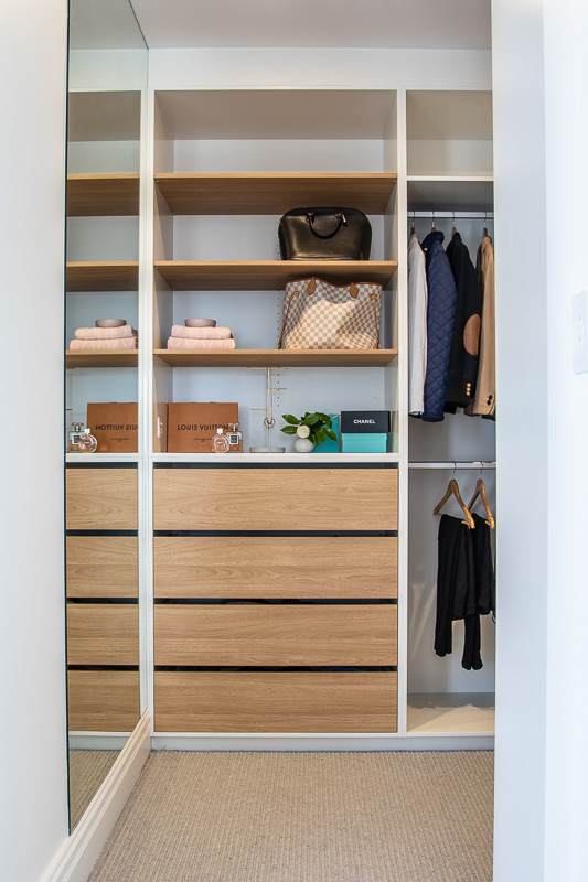 Interior wardrobe designs | Nimmo Nielsen Collective