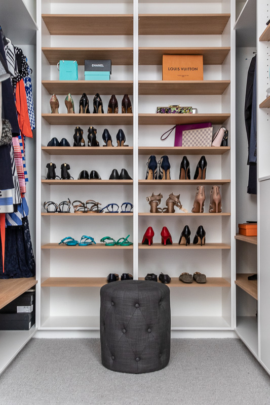 Interior wardrobe design