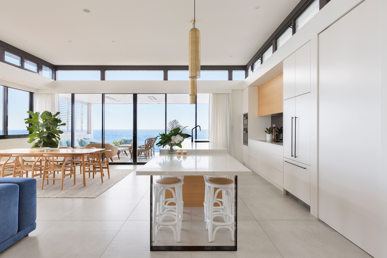 Sydney Beaches Interior design - Kitchens