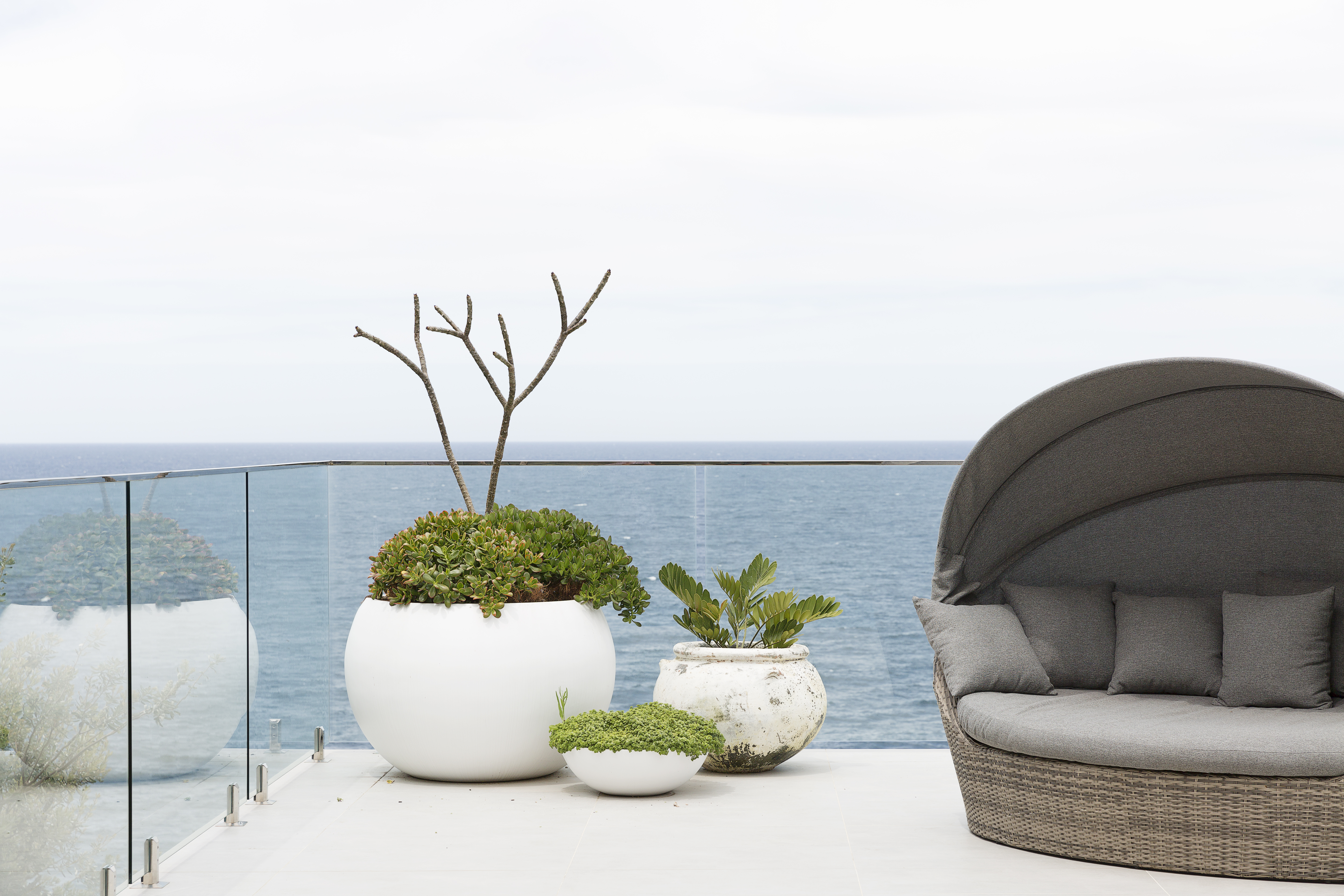 Outdoor living styling sydney