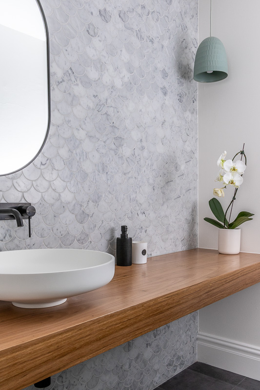 Bathroom styling and designers Sydney